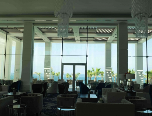 Amavi Hotel Interior Glass Facades